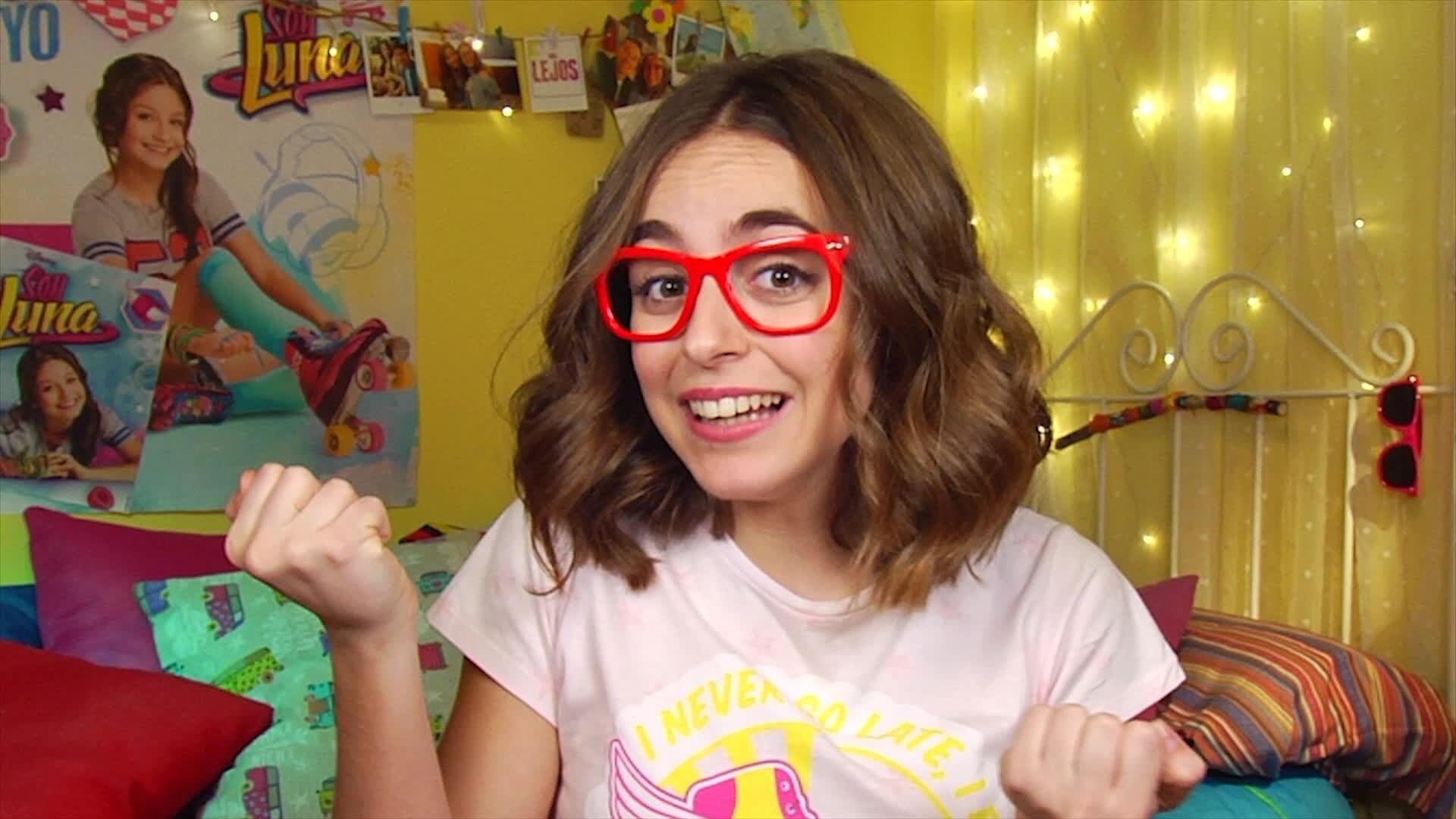 Vlog Lu, de Luna - ¿Qué chico de Soy Luna sería tu pareja ideal?