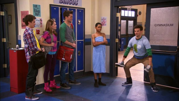 Lab Rats - The Haunting of Mission Creek High