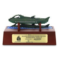20,000 Leagues Under the Sea Attraction Vehicle by Olszewski