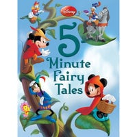 Disney 5-Minute Fairy Tales Book