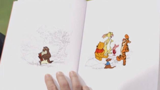 """Winnie The Pooh: """"Aprendiendo a leer con Búho"""""""