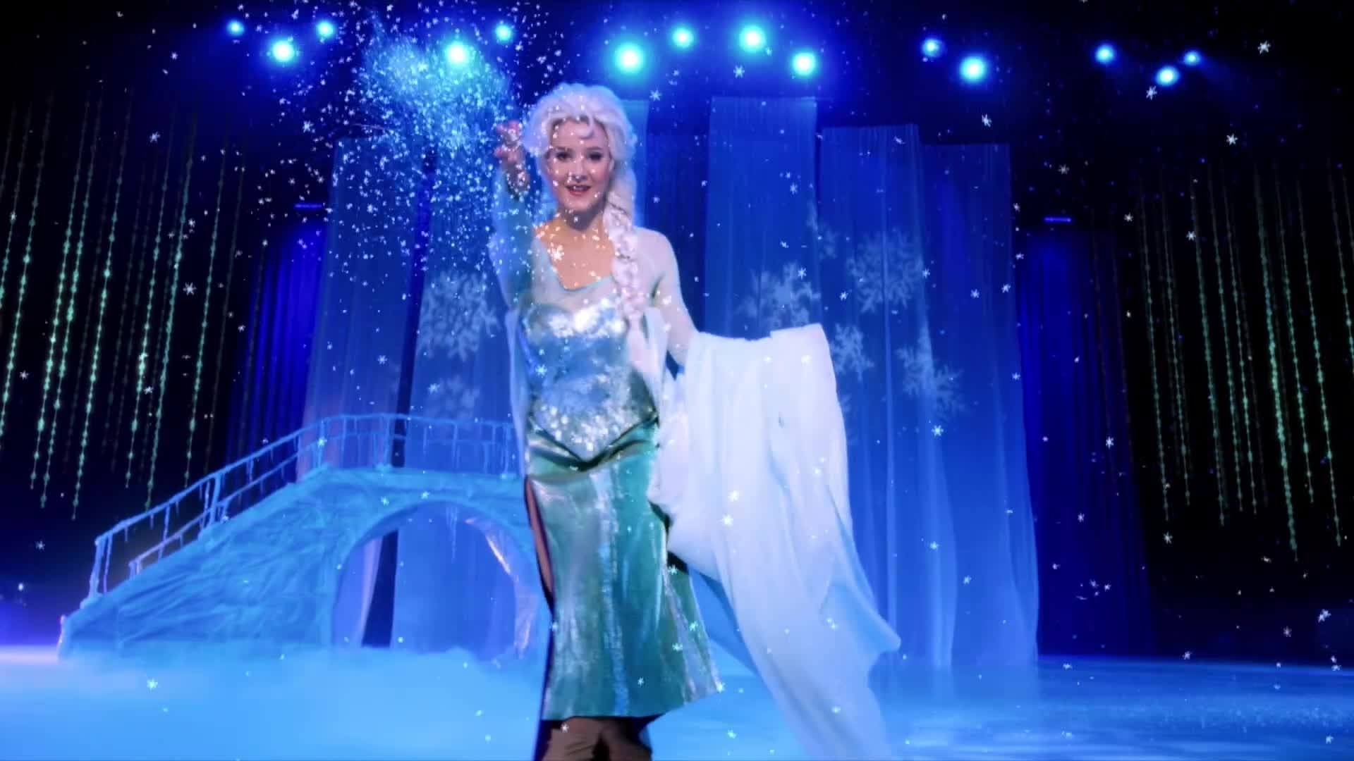 Disney On Ice - Trailer
