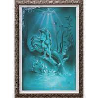 Image of Ariel ''Little Mermaid'' Giclée by Noah # 2