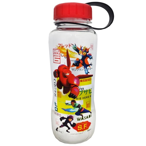 Big Hero 6 Water Bottle 750ml