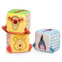 Image of Winnie the Pooh and Pals Soft Blocks for Baby # 2