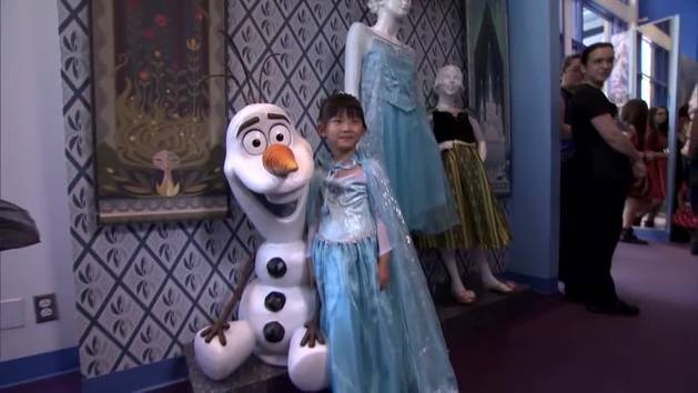 Anna & Elsa's Boutique at Downtown Disney District