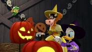 A Nutty Halloween!