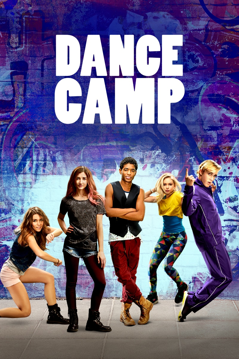 Dance Camp movie poster