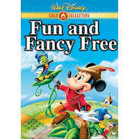 Image of Fun and Fancy Free DVD # 1