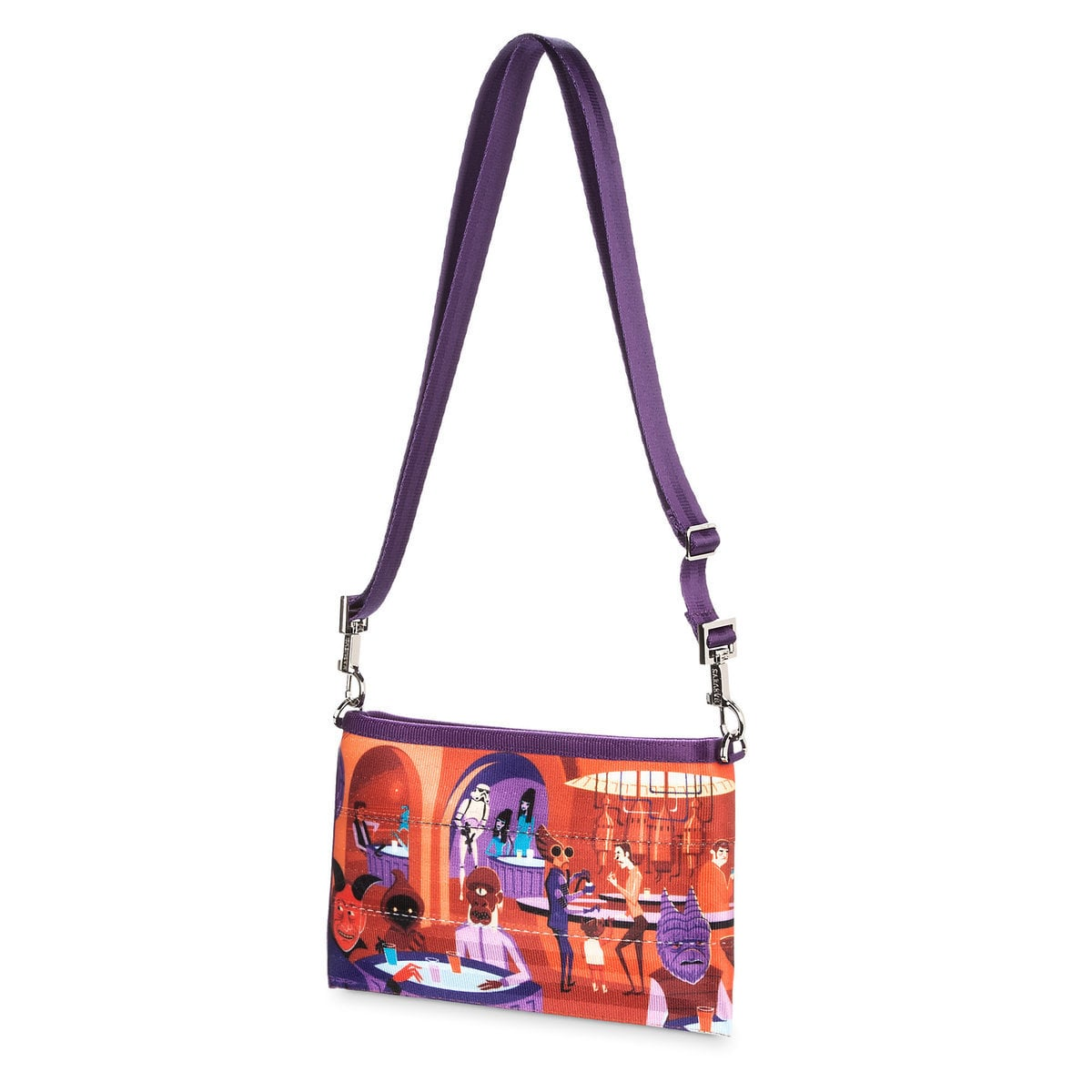 916d2ce1 Product Image of Star Wars Cantina Hip Pack by Shag for Harveys # 2