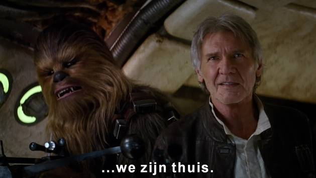 Star Wars: The Force Awakens - Teaser Trailer 2