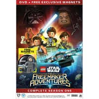 Image of LEGO Star Wars: The Freemaker Adventures Season One DVD # 1