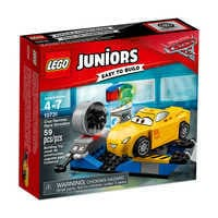 Image of Cruz Ramirez Race Simulator Playset by LEGO Juniors - Cars 3 # 2