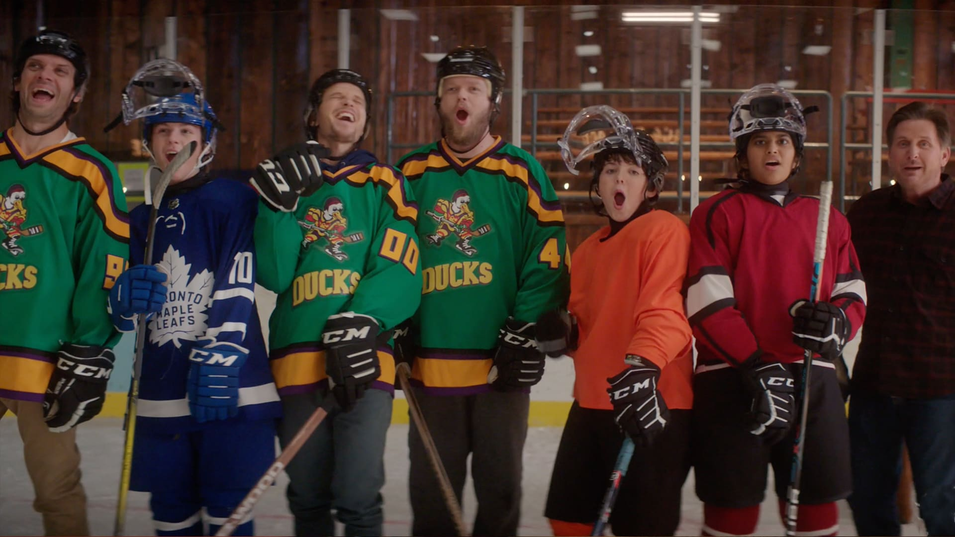 All Episodes Now Streaming | The Mighty Ducks: Game Changers | Disney+