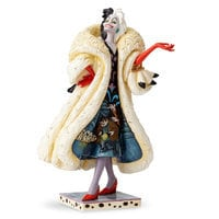 Cruella De Vil Figure by Jim Shore - 101 Dalmatians