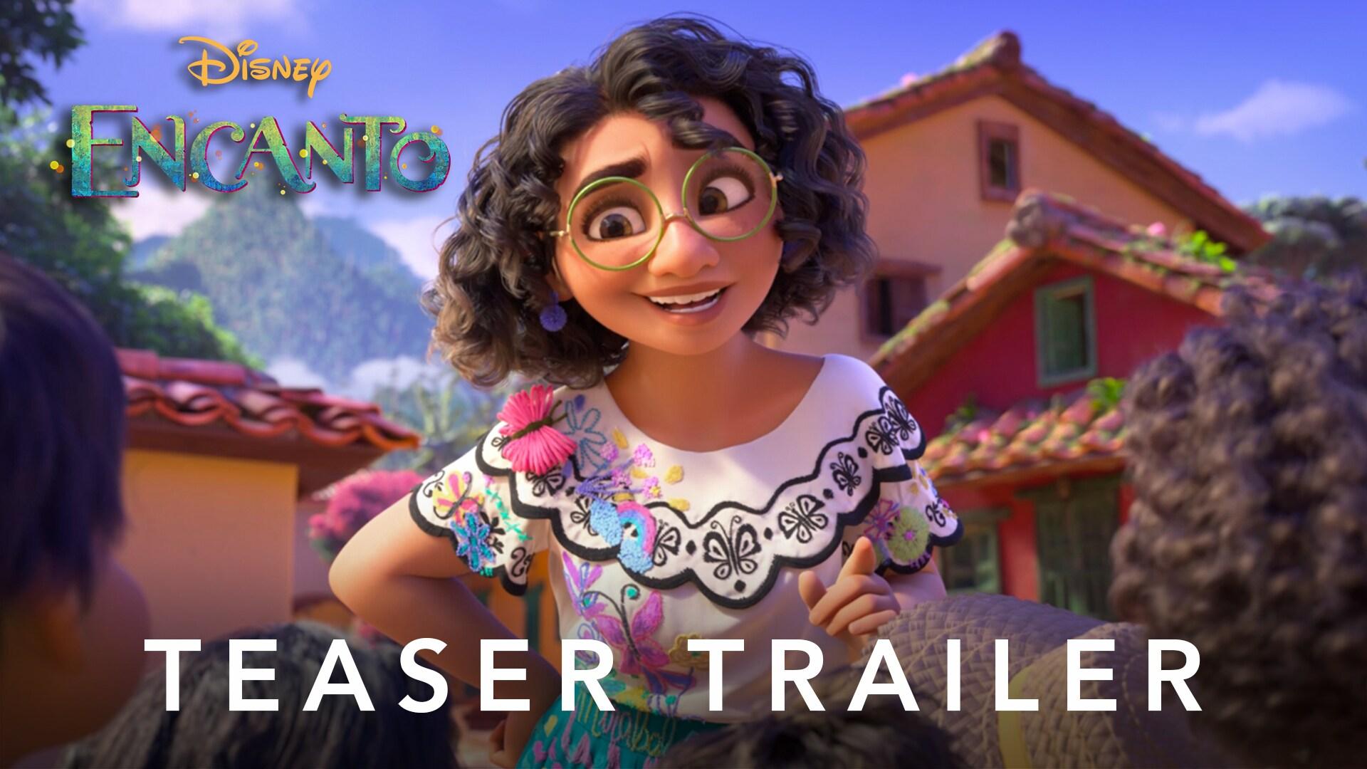 Disney's Encanto | Teaser Trailer
