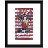 Image of Mickey Mouse ''American Mouse'' Giclée by Eric Robison # 2