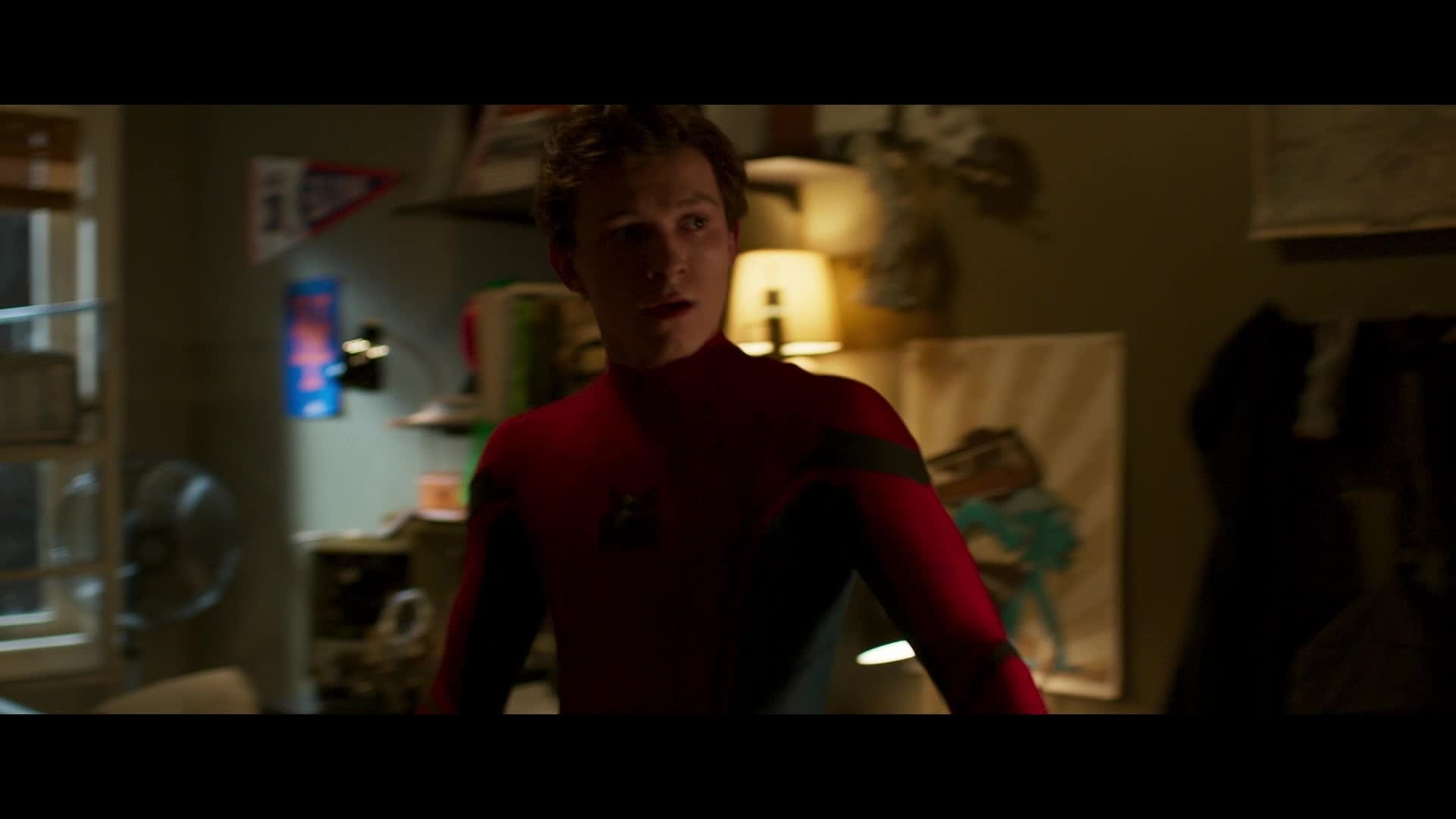 "Spider-Man : Homecoming - Extrait : ""Tu es le Spider-Man"""