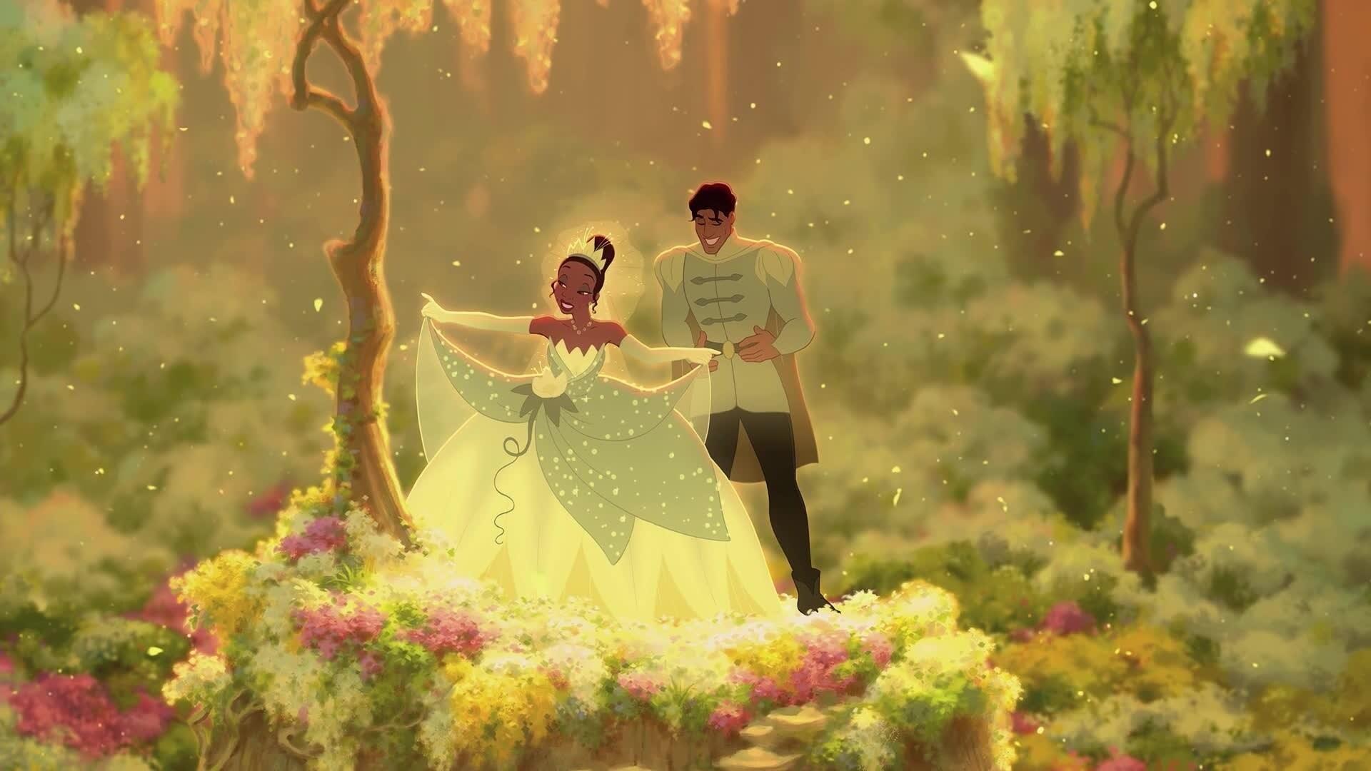 Disney Princess: Durf te Dromen - Tiana