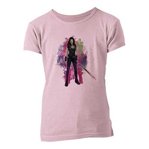 Gamora Tee for Girls - Customizable