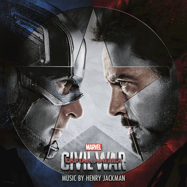 Captain America: Civil War: Soundtrack