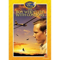 The Boy Who Flew with Condors DVD