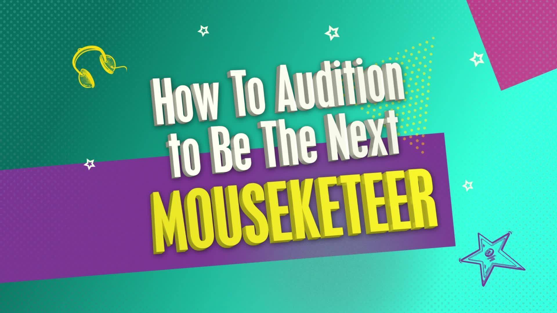 Club Mickey Mouse Season 4 Star Search - How to Audition