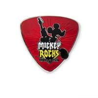 Mickey Mouse ''Mickey Rocks'' Rock 'n Roller Coaster Pin