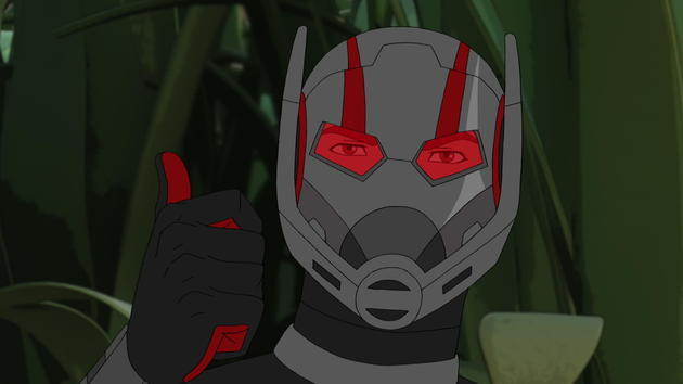 Short 4: Ant-Man and Wasp
