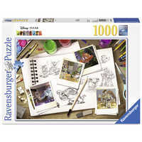 Image of PIXAR Sketch Puzzle by Ravensburger # 1