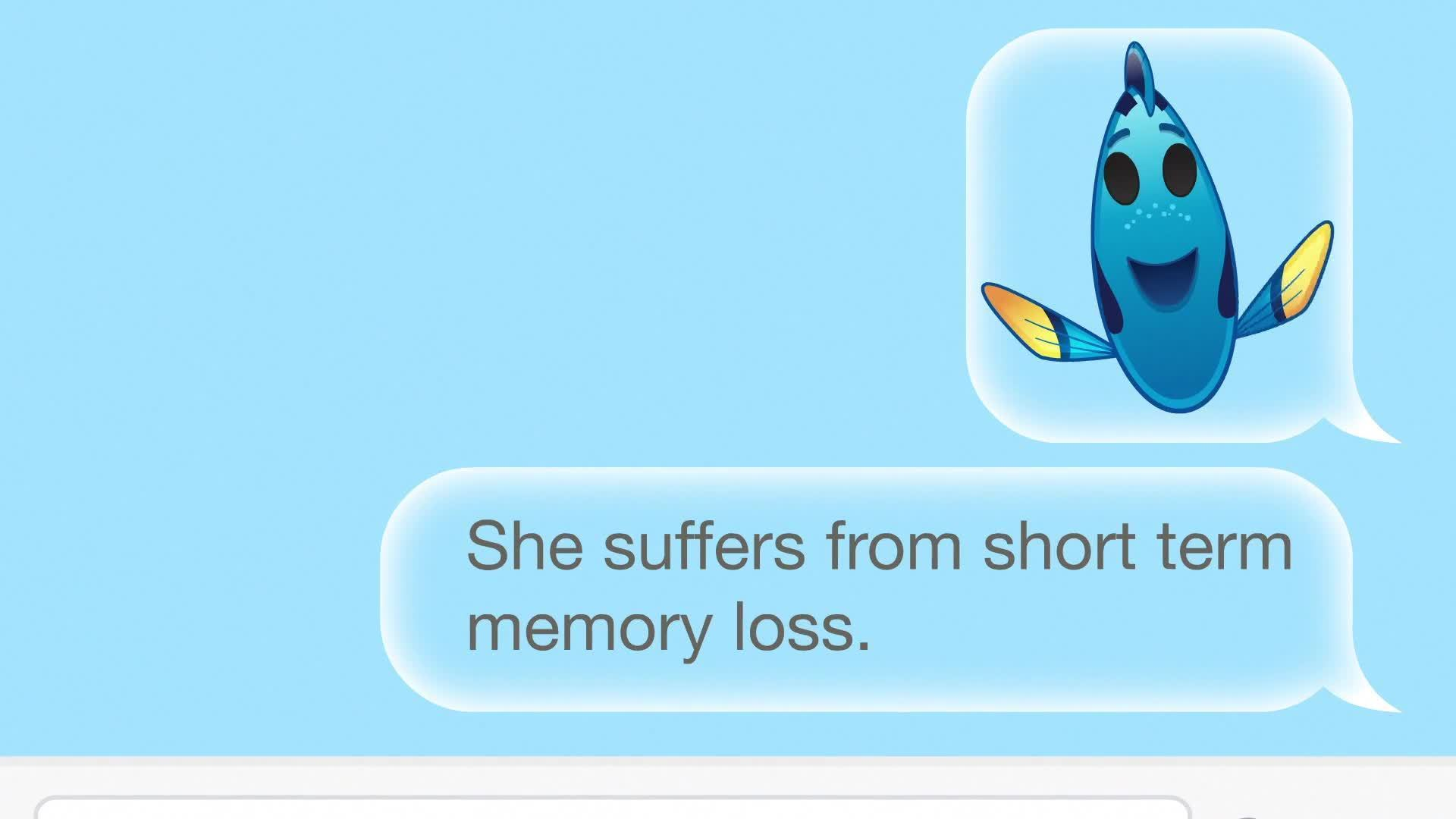 Finding Dory | Disney As Told By Emoji