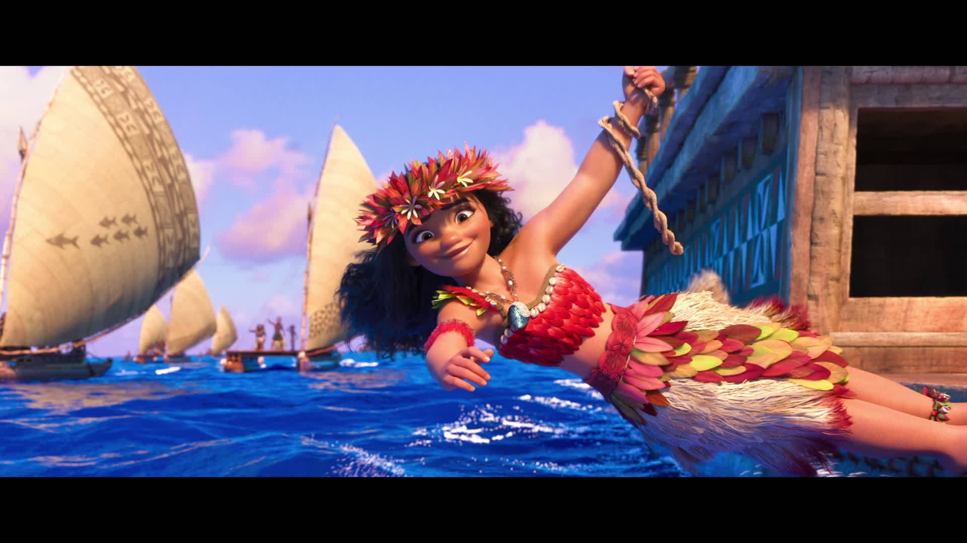 My Favorite Princess Story: Moana