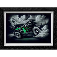Image of Mickey Mouse ''Out for a Cruise with My Girl'' Limited Edition Giclée by Noah # 1