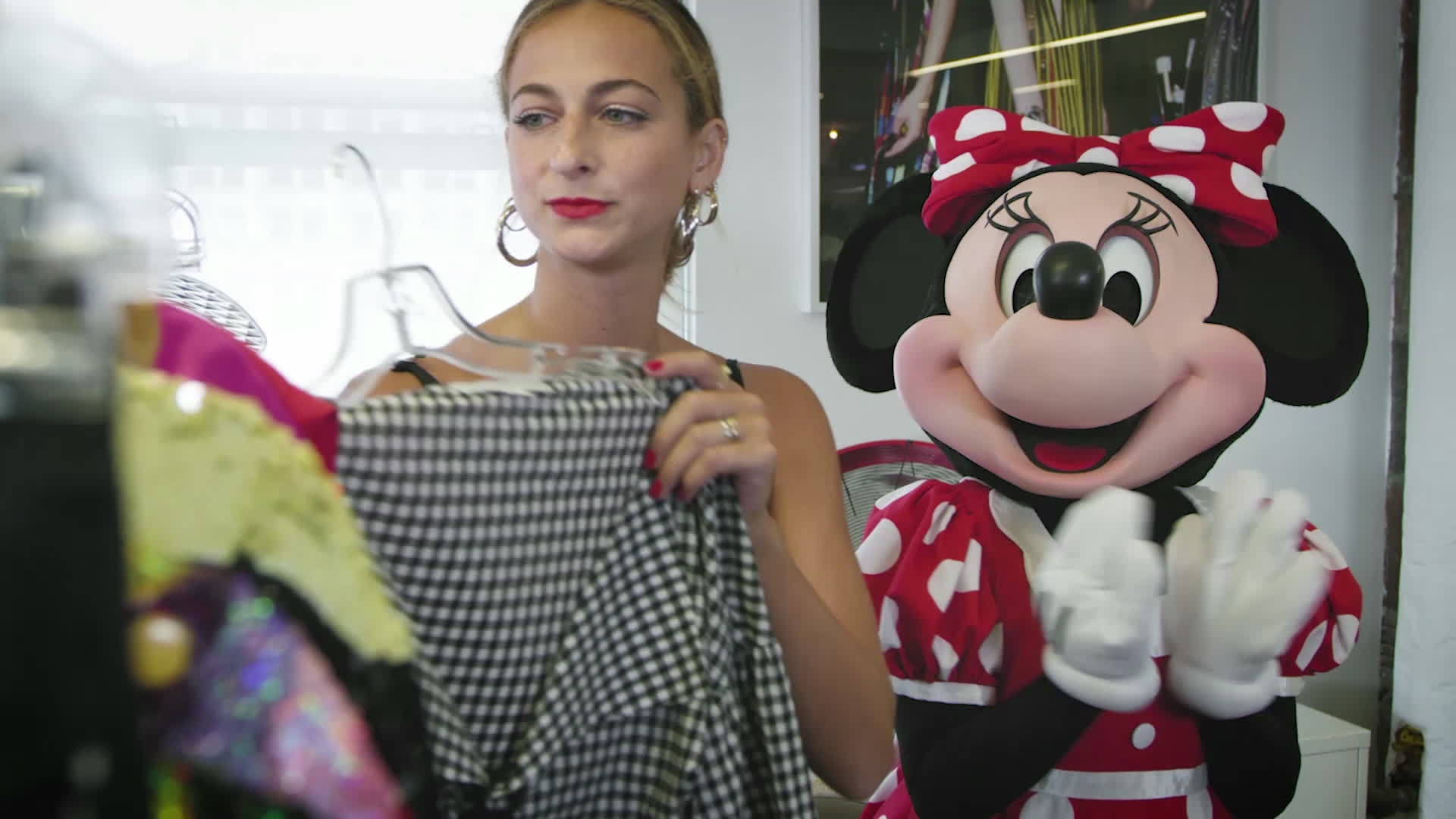 Minnie Mouse Takes New York Fashion Week | Disney Style