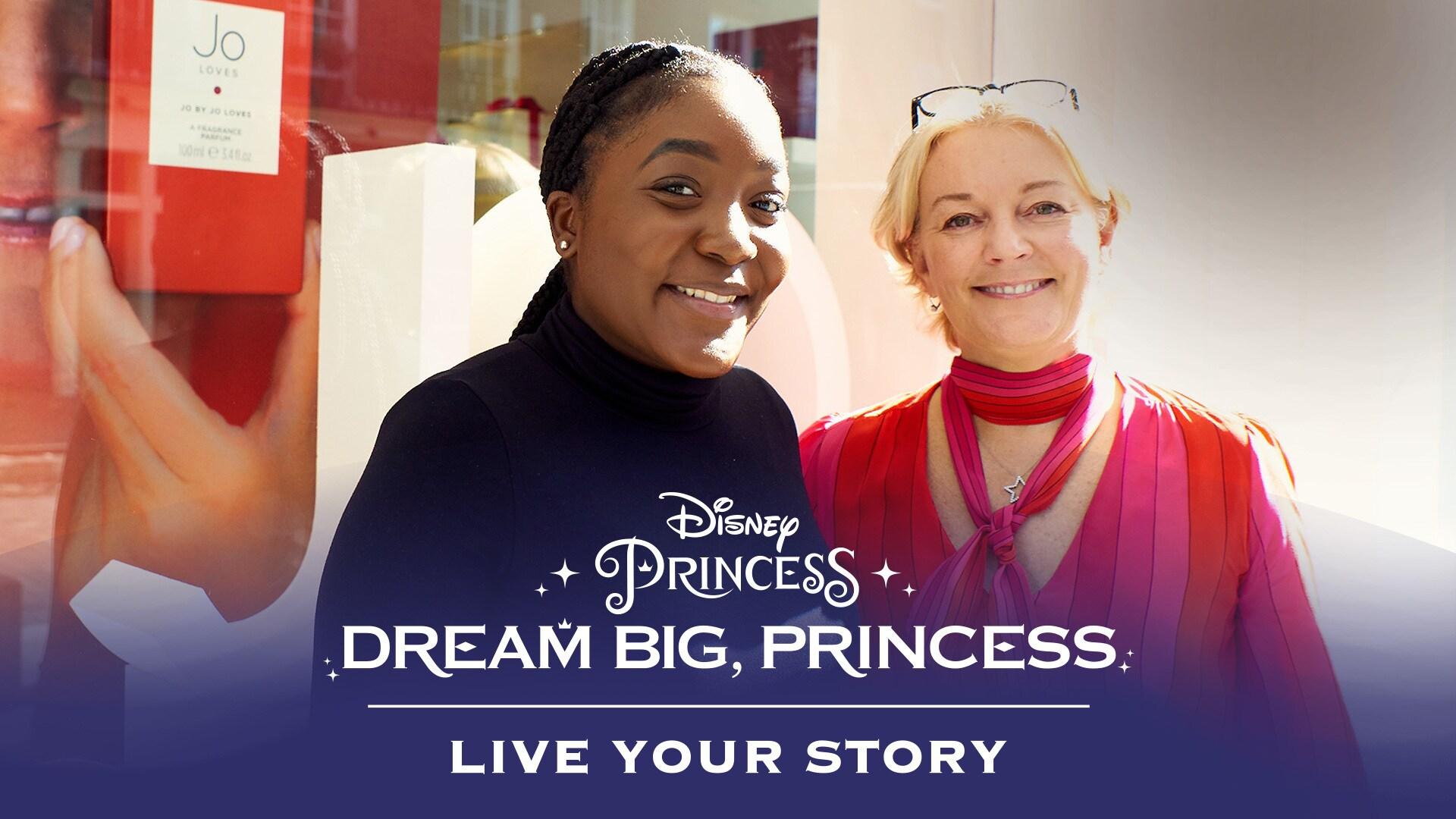 Dream Big, Princess - Bethel Meets Jo Malone CBE | Disney