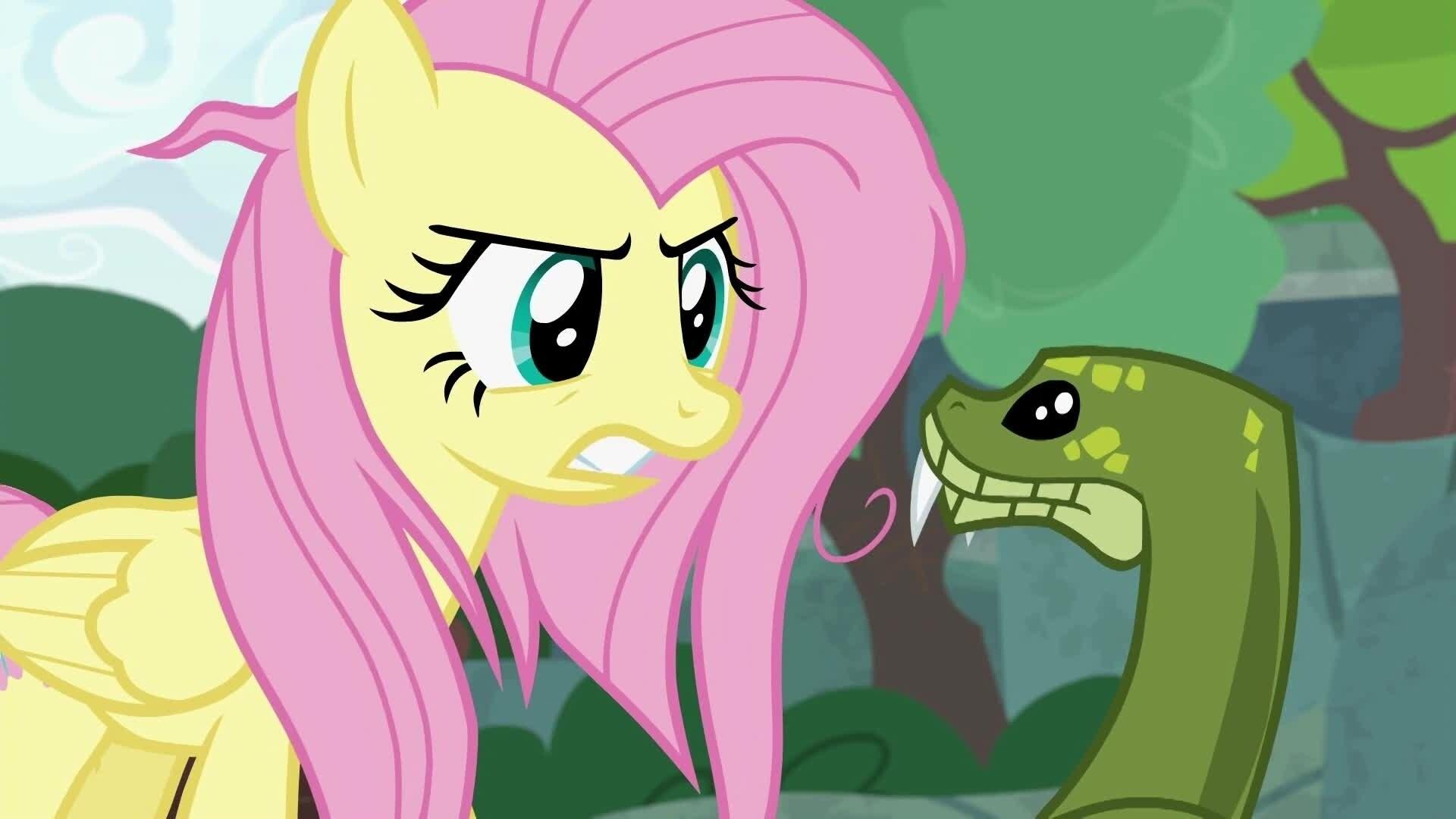 My Little Pony - Freundschaft ist Magie - Sie spricht mit Angel