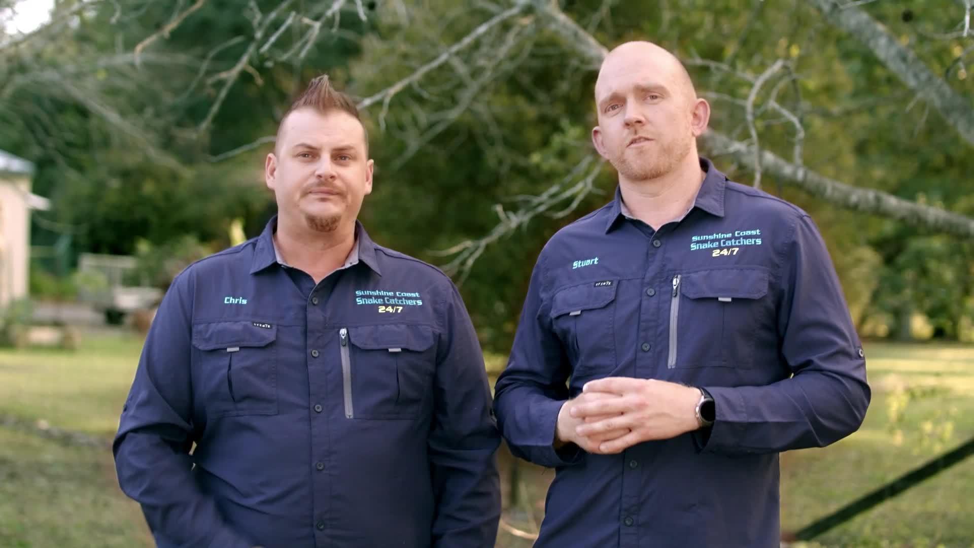 Snake Safety 2 | Aussie Snake Wranglers | National Geographic Australia & New Zealand
