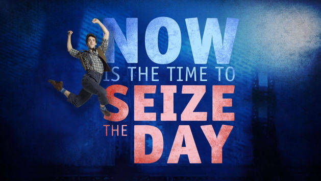 Seize the Day Lyric Video