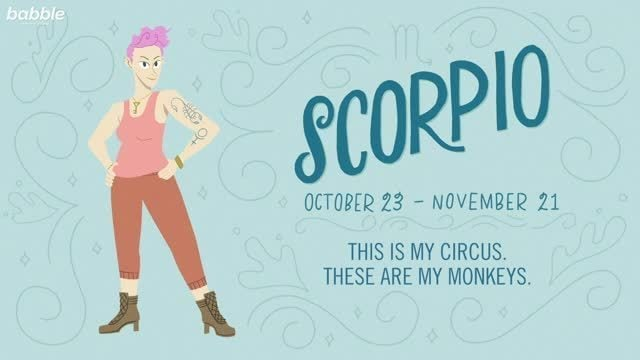 The Scorpio Mom's November 2018 Horoscope | Babble Horoscopes by Babble