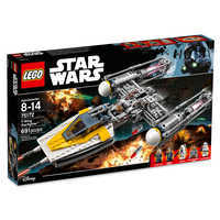 Image of Y-Wing Starfighter Playset by LEGO - Star Wars # 2