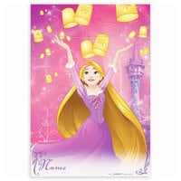 Rapunzel Favor Bags