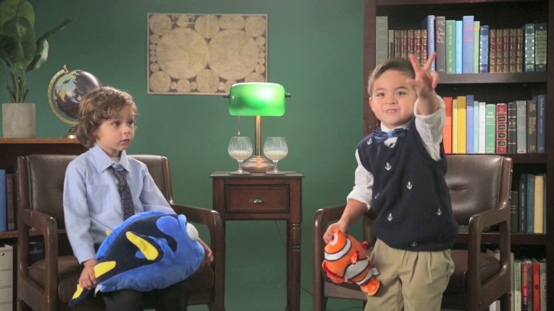 Kids Explain Finding Nemo | Babble