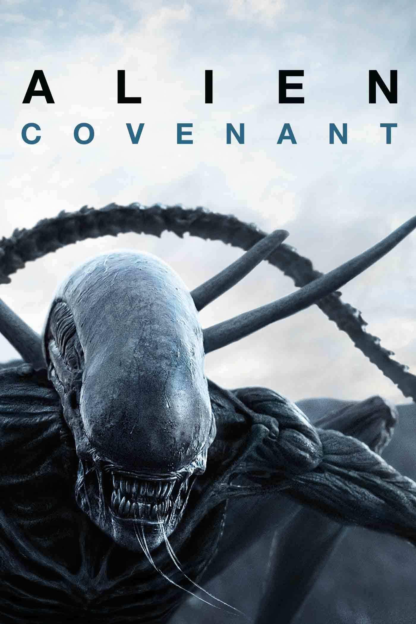 Alien Covenant movie poster