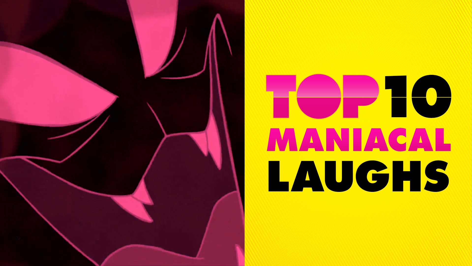 Maniacal Laughs | Disney Top 10