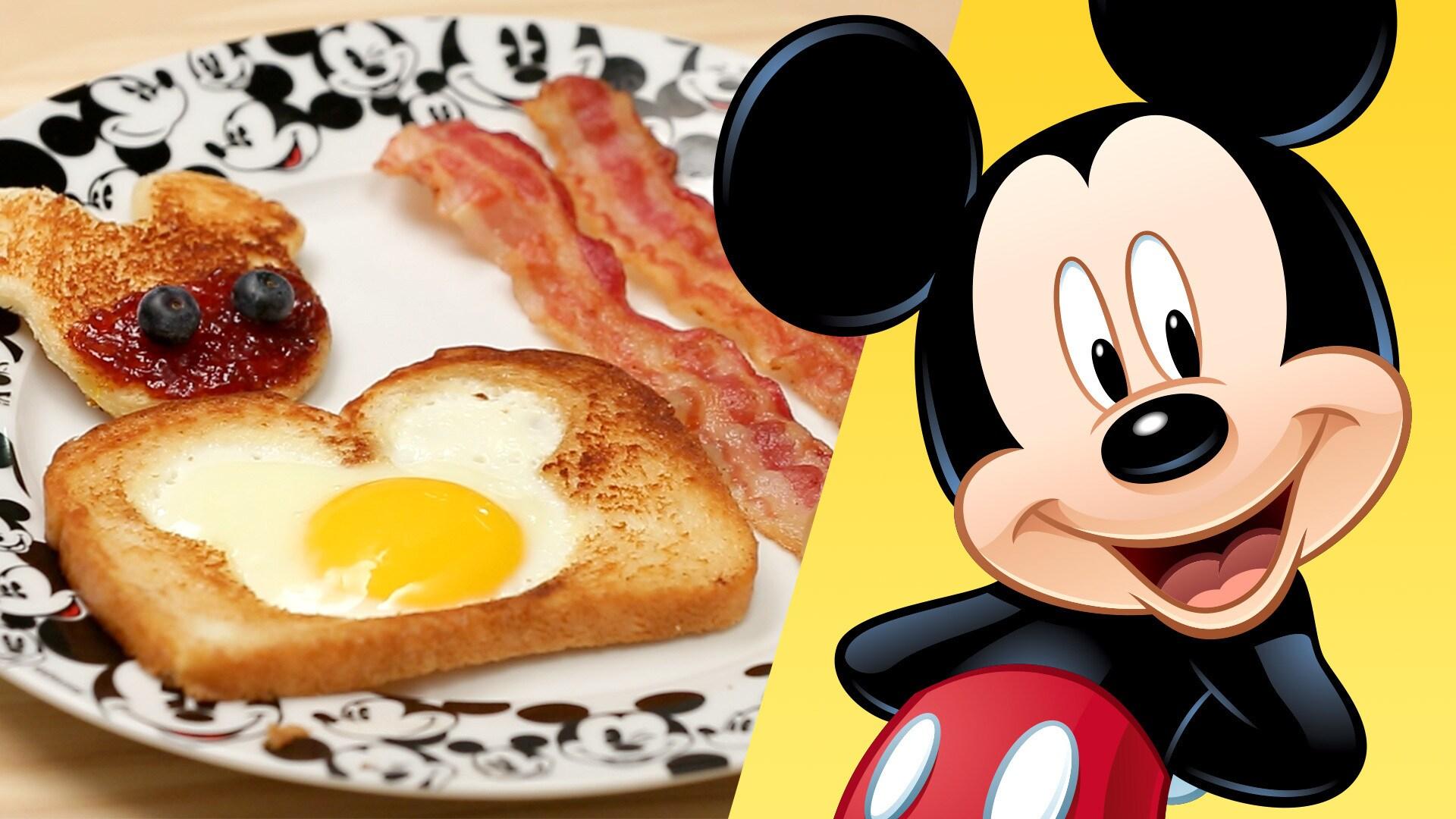 Mickey Breakfast   Dishes by Disney