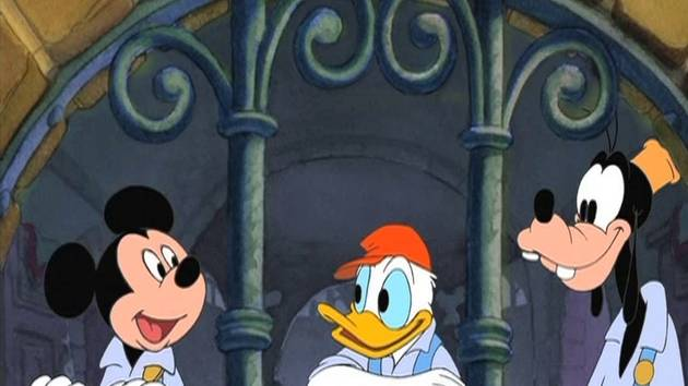 Disney Fun Facts: The 3 Musketeers