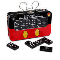 Image of Mickey Mouse Dominoes Set # 1
