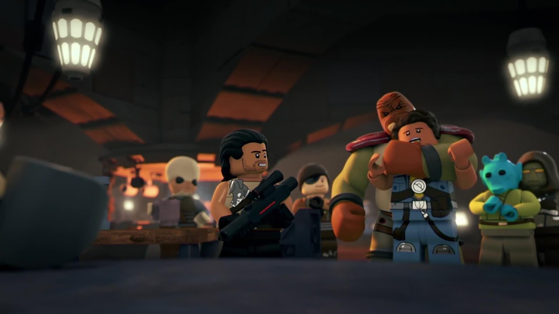 Star Wars: Die Abenteuer der Freemaker - Der Test
