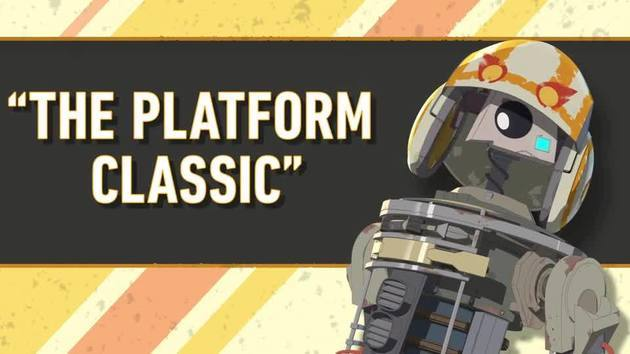 "Bucket's List: ""The Platform Classic"" - Star Wars Resistance"