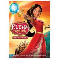 Image of Elena of Avalor: Ready to Rule DVD # 1